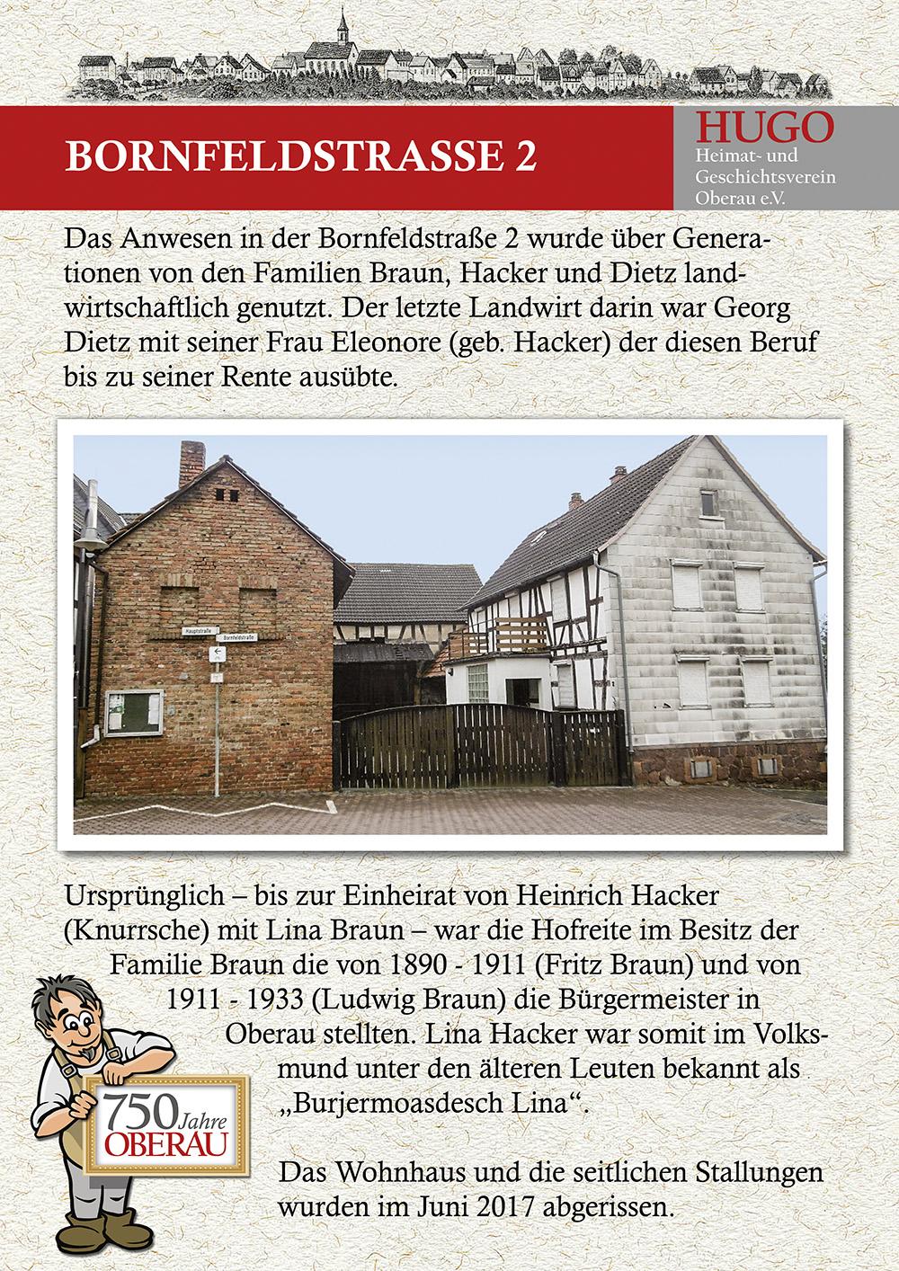 Bornfeldstraße 2